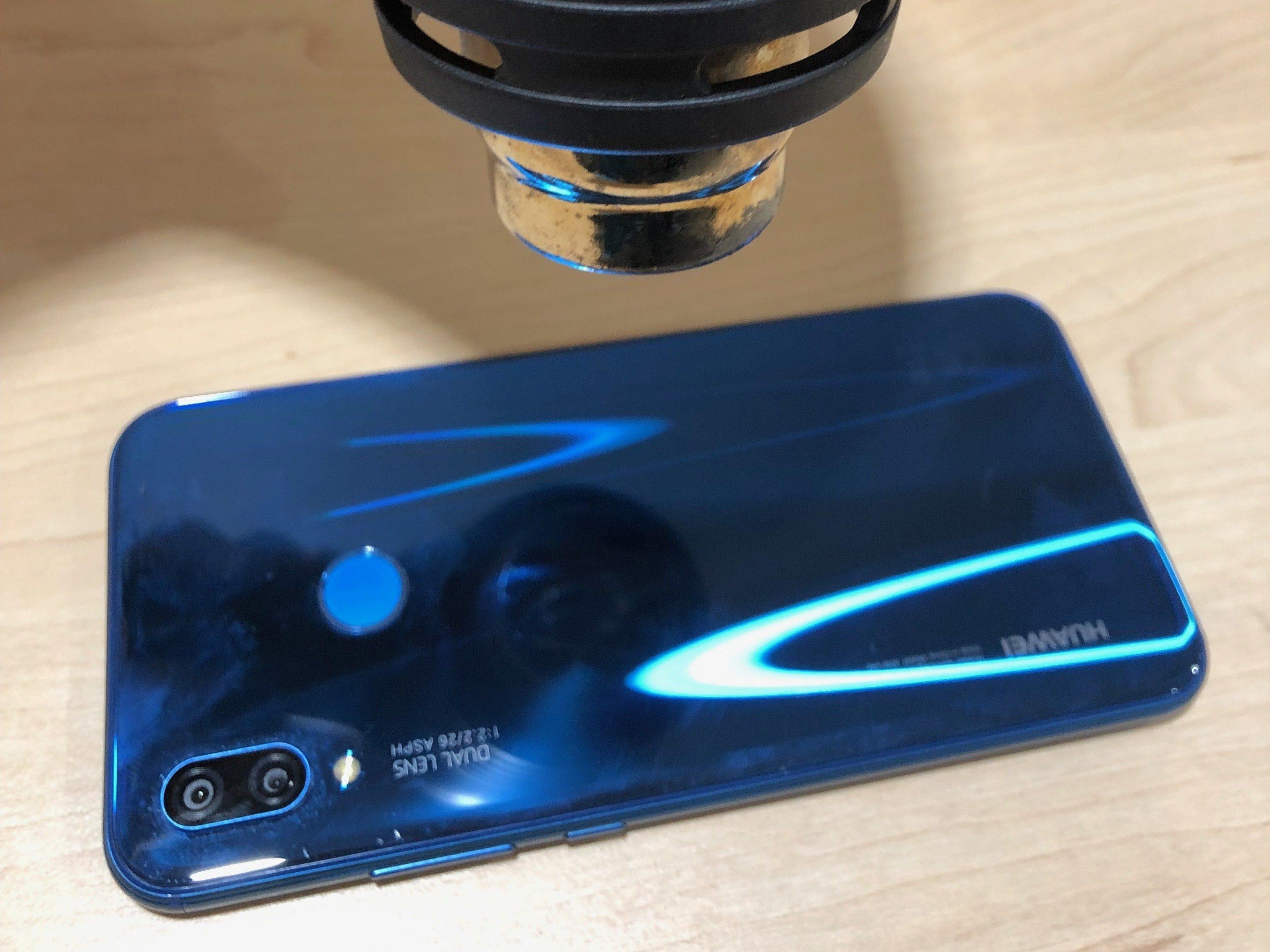 Huawei P20 Lite Display + Rahmen tauschen   iFixit Reparaturanleitung