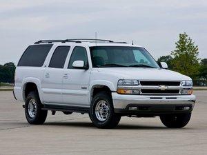 2000-2006 Chevrolet Suburban Repair