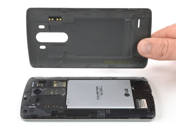 LG G3 Back Cover Replacement