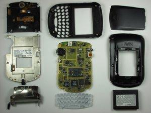 RIM Blackberry 7290 Teardown