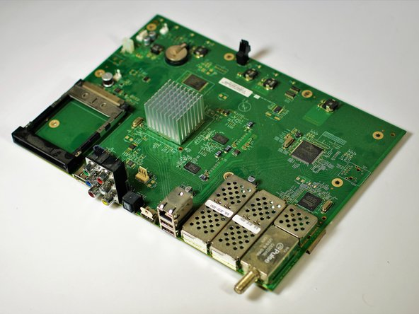 TiVo Premiere XL4 Motherboard Replacement