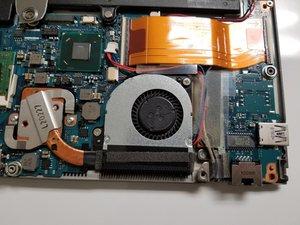 Internal Cooling Fan