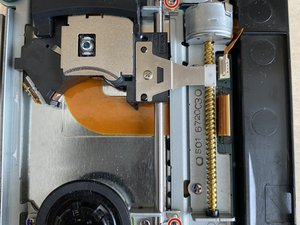 PVR-802W Laser