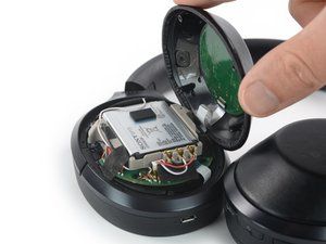 Sony MDR-1000X Opening Procedure