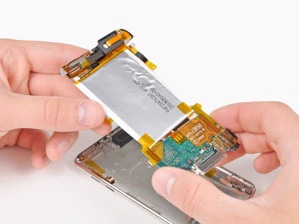 iPod Touch 3rd Generation Logic Board Replacement