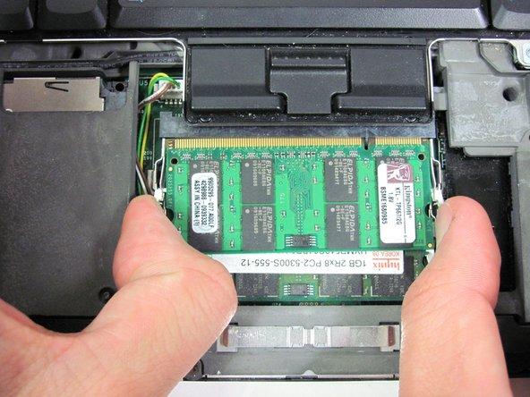 6460EGU 4GB DDR2-533 RAM Memory Upgrade for The IBM ThinkPad T60 Series T61