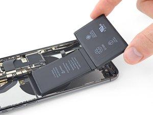 iPhone X 电池更换