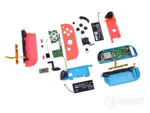 Nintendo Switch Teardown