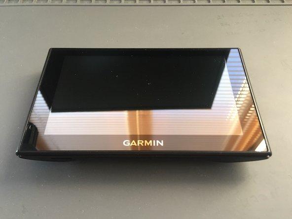 Garmin Nuvi 2529 Disassembly