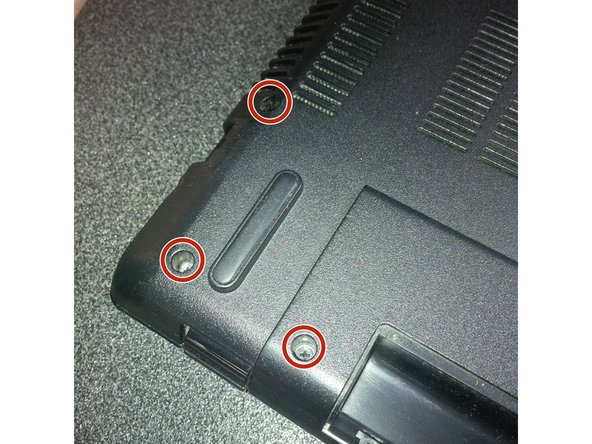 Use Phillips #000 Screwdriver to remove the case holding screws.