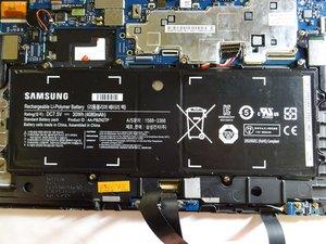 Remplacement de la batterie du Samsung ATIV Smart PC 500T