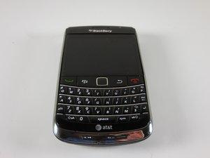 BlackBerry Bold 9700 Troubleshooting