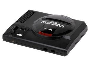 Sega Genesis Repair