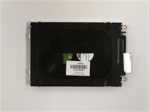 HP Pavilion dv2000 Hard Drive Replacement