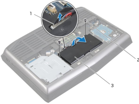Dell Alienware 18 Battery Pack Replacement