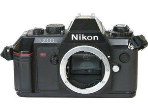 Nikon N2000 (F301) Repair