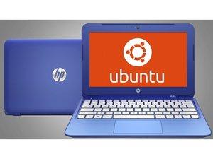 How to install Ubuntu on the HP Stream 13