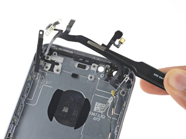 iPhone 6s Upper Component Cable Replacement