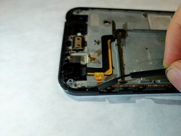 ASUS PadFone X Power and Volume Buttons Replacement