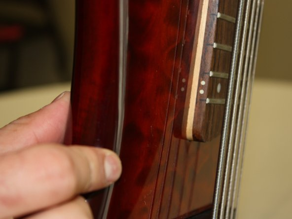 Adjust the Action (String Height) on Ibanez SR405QM