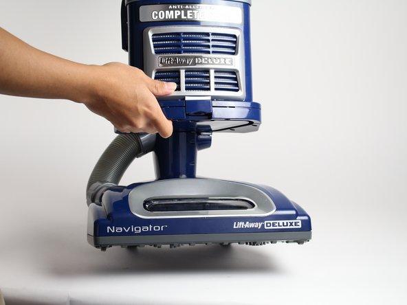 Shark Navigator Lift-Away Deluxe NV500 Roller Brush Belt Replacement