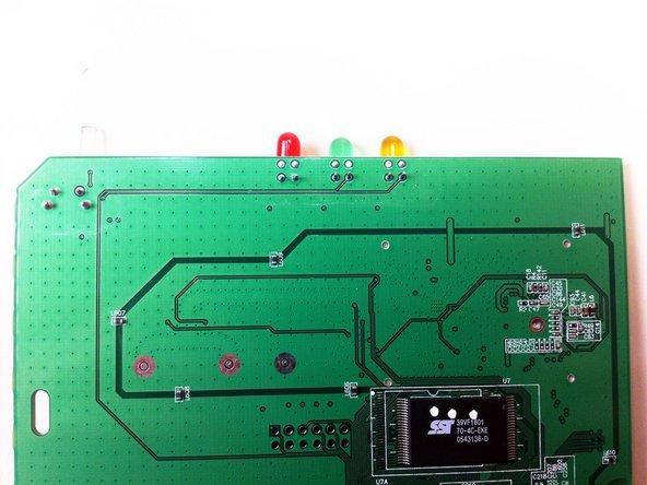 Linksys WAP54g LED Lights Replacement