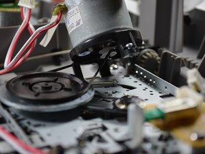 Belt for the Tape Motor