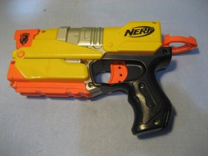 Nerf N-Strike Switch Shot EX-3 Repair