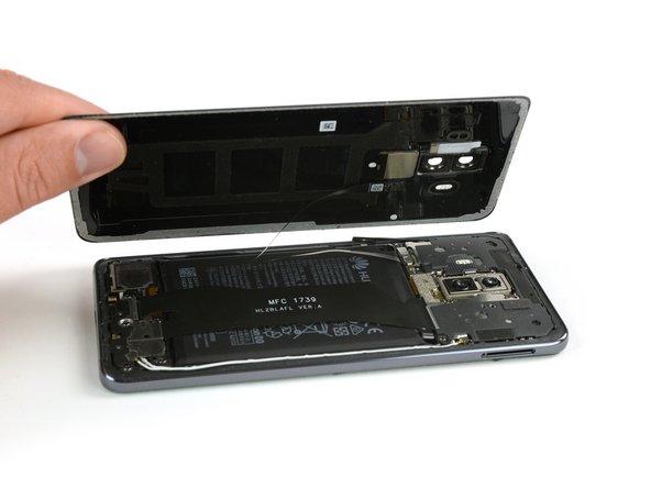 Remplacement de la coque arrière du Huawei Mate 10 Pro - Tutoriel ...