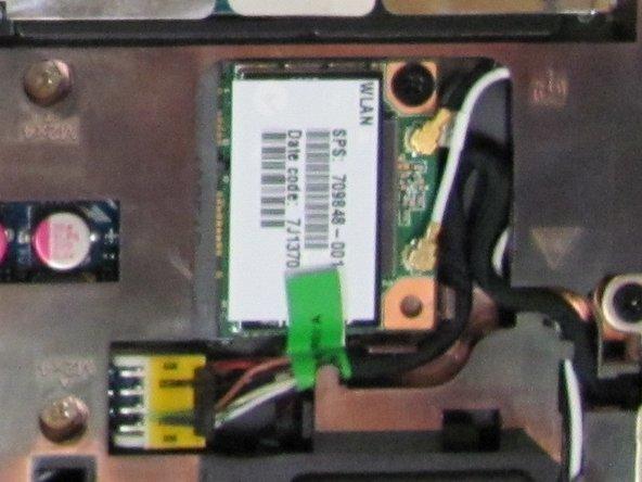 HP Pavilion Touchsmart 11z-e000 WLAN Card Replacement