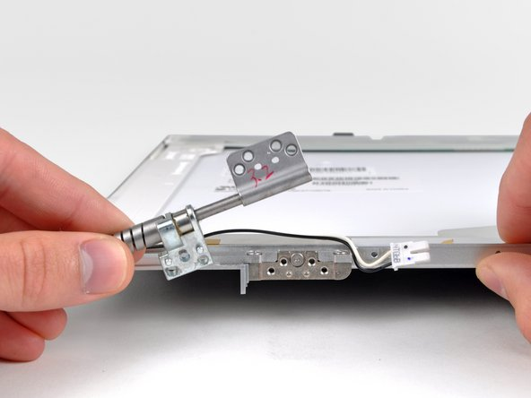 """MacBook Pro 17"""" Models A1151 A1212 A1229 and A1261 Right Clutch Hinge Replacement"""