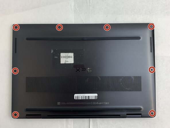 Dell XPS 15 9575 Bottom Cover Replacement