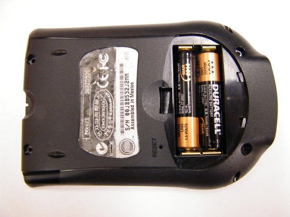Palm m105 Batteries Replacement