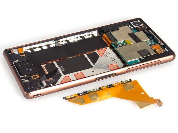 Sony Xperia Z3 Dual Magnetic Charging Flex Replacement