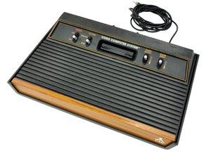 Réparation Atari 2600