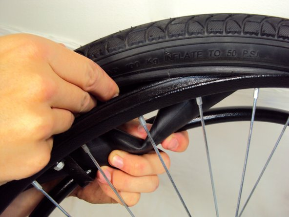 the GEN 2 Wheelchair Tire Replacement