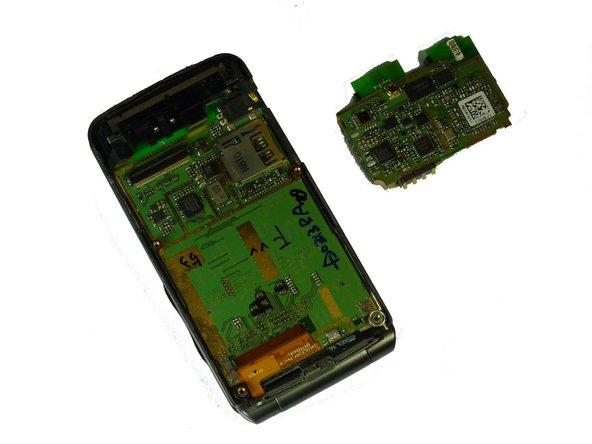 LG Muziq LX570 Motherboard Replacement