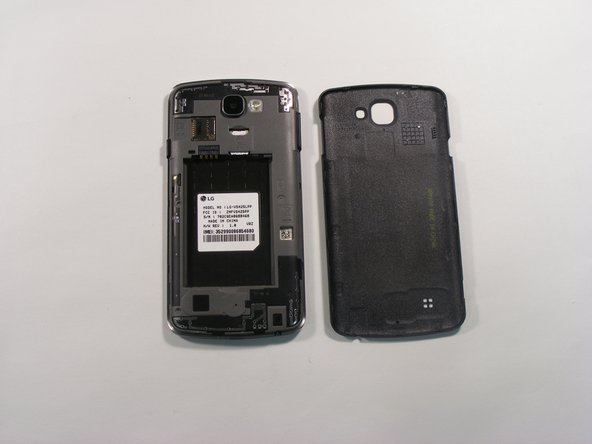 LG Optimus Zone 3 Battery Replacement