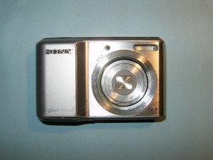 Sony Cyber-shot DSC-S2100 Repair