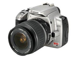 Canon EOS Rebel XT / 350D Repair