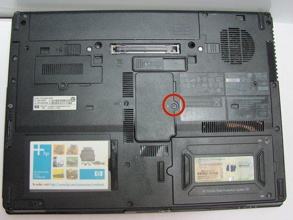 HP Compaq nc6400 RAM Replacement