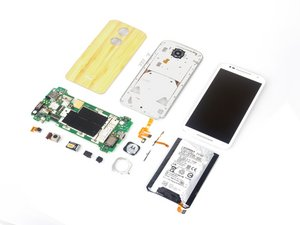 Motorola Moto X 2nd Generation Teardown