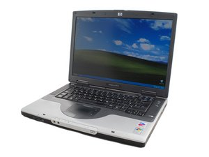 Reparación de HP Compaq nx7010 Business Notebook