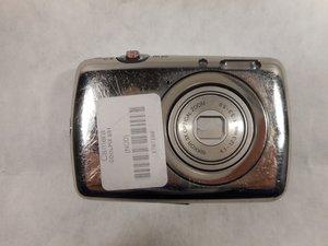 Nikon Coolpix S01 Repair