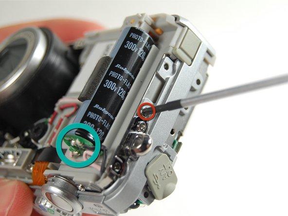Nikon COOLPIX P2 Motherboard Replacement