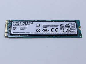 MSI GE72 6QF Apache Pro SSD Replacement