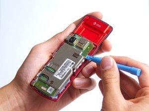 Remplacement de la carte mère du LG CF360