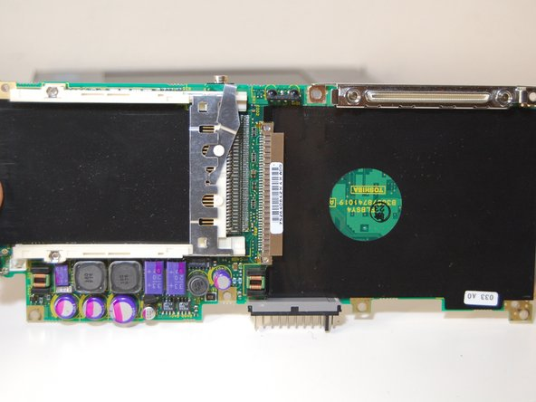 High definition shots of the motherboard.