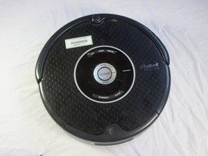 Reparación de iRobot Roomba 551