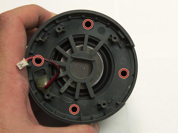 HMDX Jam Plus Speaker Replacement